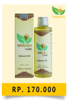 Varash care hot 60ml